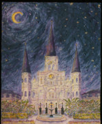 Catherine Wilson - Nighttime Cathedral