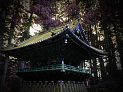 Samurai Photo Prints - Nikko Architectural Detail Print by Irina  March