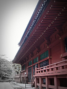 Shrine Photos - Nikko Monastery by Irina  March