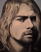 Kurt Cobain Originals - Nirvana by Brandon Ramquist