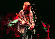 Curt Prints - Nirvana concert photo 1993 no.4 Print by J Fotoman