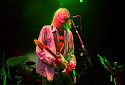 Curt Prints - Nirvana concert photo 1993 no.5 Print by J Fotoman