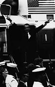 Nixon Presidency.   Former Us President Print by Everett
