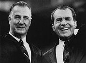 Agnew Photos - Nixon Presidency.  Vice President Spiro by Everett