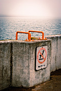 Duluth Art - No Diving by Shutter Happens Photography
