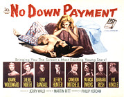 Cameron Mitchell Art - No Down Payment, Joanne Woodward by Everett