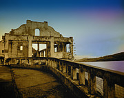 Alcatraz Prints - No Longer Captured Print by Laural Russell