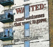Brick Buildings Prints - No Longer Wanted Print by Rashelle Brown