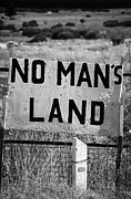 Deryneia Posters - no mans land and restricted area of the UN buffer zone green line dividing north and south cyrus Poster by Joe Fox