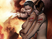 Lesbian Art - No More Secrets Revisited by Alexander Butler