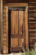 Wood Planks Metal Prints - No Security Metal Print by Kelley King