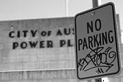 No Tagging Print by Chris Larson