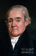 Dictionary Prints - Noah Webster Print by Photo Researchers