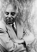 1950s Music Photos - Noble Sissle 1889-1975, American Jazz by Everett