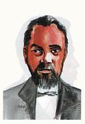 Norbert Rillieux Print by Emmanuel Baliyanga
