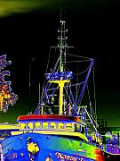 Trawler Metal Prints - Nordic Fury Metal Print by Tim Allen