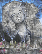 Anne-D Mejaki - Art About You productions - Norma Jean in Lights