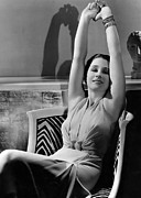 Arms Outstretched Photos - Norma Shearer, Mgm Portrait By Hurrell by Everett