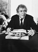 Marilyn Photos - Norman Mailer (1923-2007) by Granger