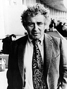 Author Prints - Norman Mailer In 1973 Print by Everett