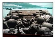 Joan  Minchak - Normandy Soldiers