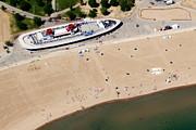 Bill Lang - NORTH AVE BEACH 2