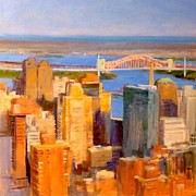 Peter Salwen - North from Midtown