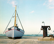 Europe Photo Originals - North Sea Fishing by Jan Faul