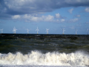 Susan Baker - North Sea Turbines