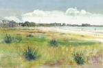 Siesta Key Paintings - North Siesta Beach by Shawn McLoughlin