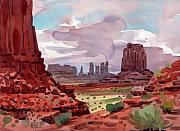 Mesa Art - North Window View by Donald Maier