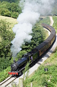 Sally Barnett - North York Moors railway...