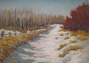 Northern Alberta Vista Print by Mohamed Hirji