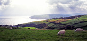 Crepuscular Rays Prints - Northern Ireland Panoramic  Print by Thomas R Fletcher