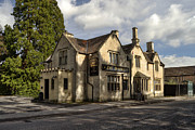 Public Bath Prints - Northey Inn Print by Rob Hawkins