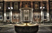 Seminary Prints - Norton Hall Southern Baptist Theological Seminary Print by Greg and Chrystal Mimbs