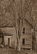 West Fork Photos - Nostalgic Farmhouse 5 by Douglas Barnett