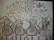 Emotions Originals - Not all Ducks are IN a Row by Gina Cannova-Somin