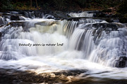 Motivational Sayings Prints - Not Lost Print by Paul W Faust -  Impressions of Light