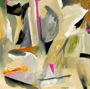 David Jones Paintings - Notch by David Jones