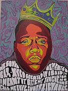 B.i.g. Framed Prints - Notorious Framed Print by Rebecca Jankowitz