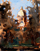 Lawrence Chrapliwy - Notre Dame Golden Dome