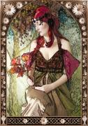 Painter Prints - Nouveau Print by John Edwards