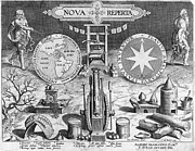 Frontispiece Prints - NOVA REPERTA, c1600 Print by Granger