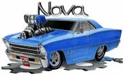 Automobile Originals - Nova Toon by Lyle Brown