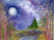 Robin Samiljan - November Full Frosty Moon