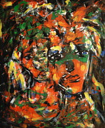 Expressionsim Paintings - Now and Forever by Natalie Holland