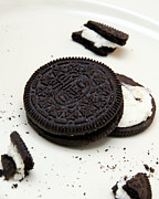Oreo Art - Now I Am Double Stuffed by Andee Photography