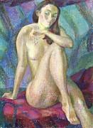 Nu 47 Print by Leonid Petrushin