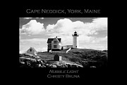Christy Bruna - Nubble Light